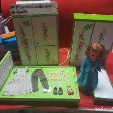 Muñecas Lesly de Famosa: LOTE LESLY COMPLETO NUEVECITO. Lote 236054255