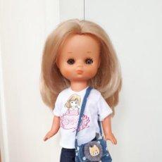 Muñecas Lesly de Famosa: CONJUNTO DE MUÑECA VALIDO LESLY DE FAMOSA O SIMILAR. Lote 245494315
