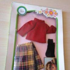 Muñecas Lesly de Famosa: ANTIGUO CONJUNTO DE LESLY - NUEVO¡¡. Lote 248498905