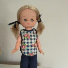 Muñecas Lesly de Famosa: MUÑECA LESLY MODELO CASA. Lote 254539500