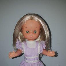 Muñecas Lesly de Famosa: NANCY AÑOS 80 CONJUNTO LILA. Lote 257684580