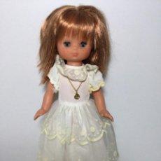 Muñecas Lesly de Famosa: LESLY PELIRROJA COMUNIÓN. Lote 257731955