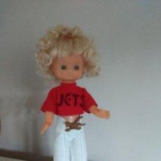 Muñecas Lesly de Famosa: MUJÑECA LESLY QUIRÓN MODELO JETS. Lote 260787845