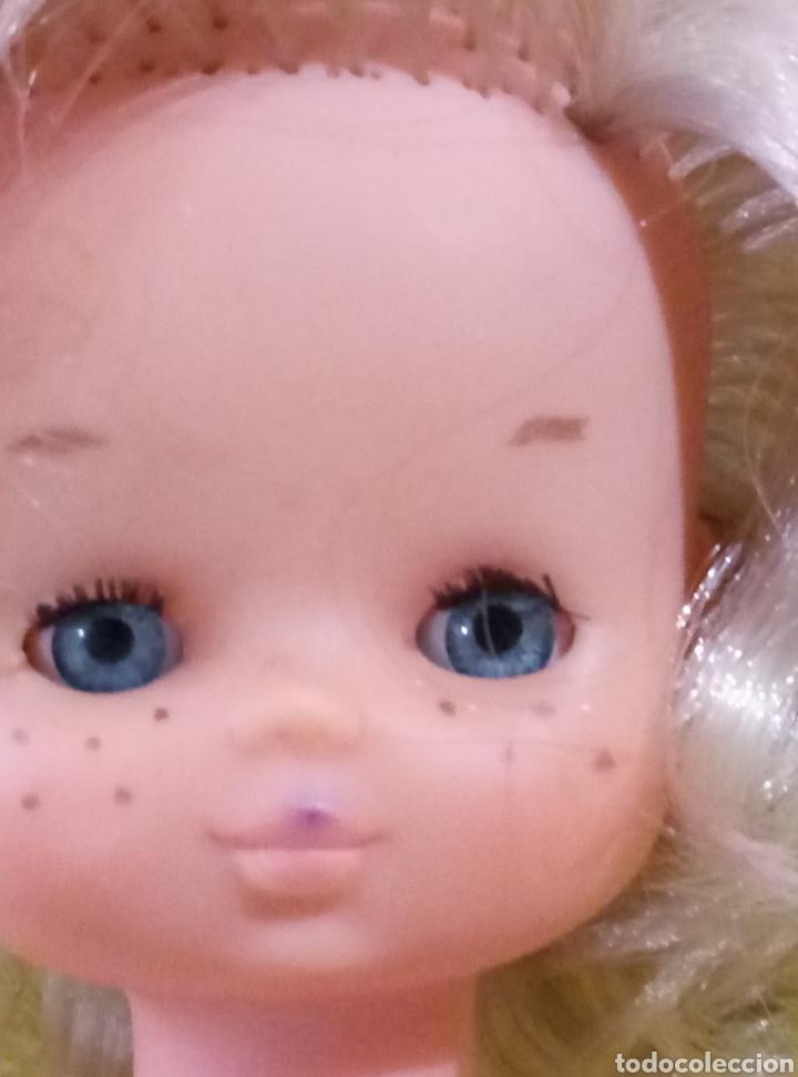 Muñecas Lesly de Famosa: Lesly 4/5 pecas Famosa 71 ojos azules rubia - Foto 3 - 260872845