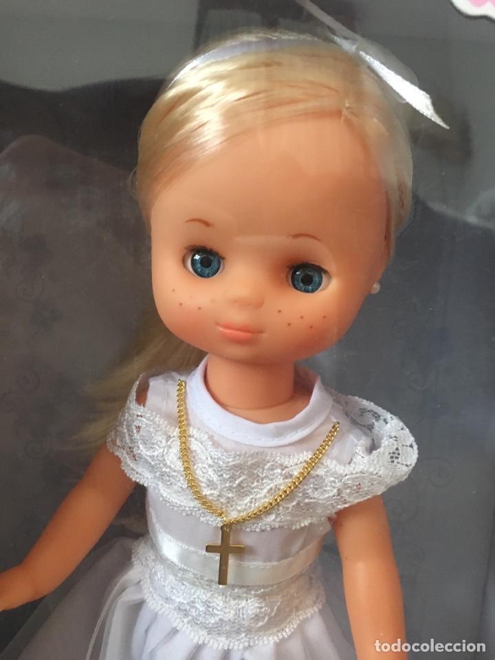 Muñecas Lesly de Famosa: Lesly famosa reedicion comunion coleccion 2013 descatalogada hermana nancy - Foto 2 - 263129430