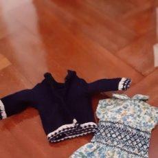 Muñecas Lesly de Famosa: LESLY CONJUNTO AZULES. Lote 268934019