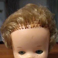 Muñecas Lesly de Famosa: MUÑECA LESLY. SÓLO LA CABEZA. Lote 278630553