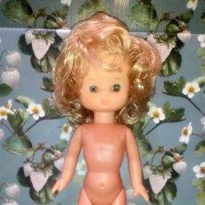 Muñecas Lesly de Famosa: ANTIGUA Y BONITA MUÑECA LESLY, DE 14 PECAS, HERMANITA DE NANCY - FAMOSA. Lote 286574213