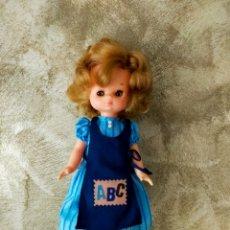 Muñecas Lesly de Famosa: MUÑECA LESLY CON EL CONJUNTO CASERA. Lote 289512788