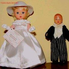 Muñecas Modernas: PAREJITA DE MUÑECOS ,PARA CASA DE MUÑECAS. Lote 8677812