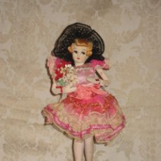 Muñecas Modernas: MUÑECA DE TRAPO PRECIOSA. Lote 27433857