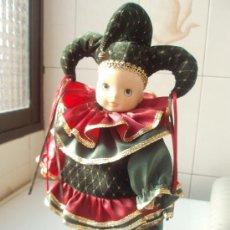 Muñecas Modernas: MUÑECO ANTIGUO DE LOS AÑOS 80 CON MUSICA . Lote 26808741