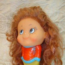 Muñecas Modernas: MUÑECA DE GOMA DE LOS AÑOS 70 ALEMANA. Lote 8663451