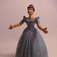 Muñecas Modernas: MUÑECA DE CUERDA BAILARINA JUGUETE MECÁNICO. Lote 26716723