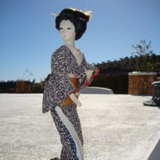 Muñecas Modernas: MUÑECA JAPONESA. Lote 26432122