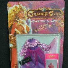 Muñecas Modernas - GOLDEN GIRL de GALLOOB - BLISTER ROPA Nº 2 - MASTERS DEL UNIVERSO - 1984 - 25865958