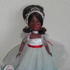 Muñecas Modernas: MUÑECA AMERICANA EFFANBEE - BAILARINA CON ZAPATILLAS ROJAS - LIGERA TARA. Lote 26289202