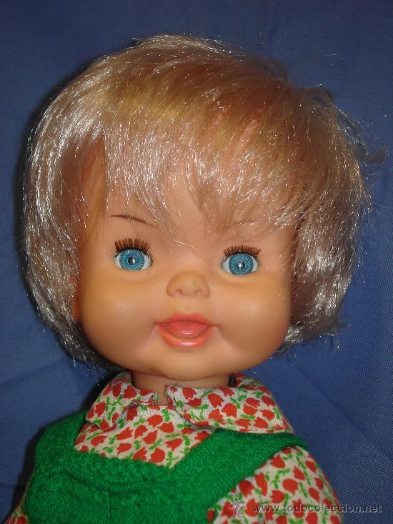 MUÑECA FRANCESA * BELLA *, AÑOS 70. (Juguetes - Muñeca Extranjera Moderna - Otras Muñecas)