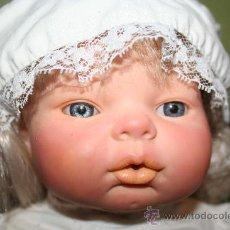 Muñecas Modernas: PRECIOSO BEBE COMO REBORN . Lote 26736649