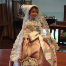 Muñecas Modernas: MUÑECA CON TRAJE REGIONAL -LE MINOIR. Lote 26333676