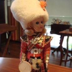 Muñecas Modernas: MUÑECA CON TRAJE REGIONAL. Lote 26333952