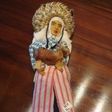 Muñecas Modernas: MUÑECA CON TRAJE REGIONAL. Lote 26334262