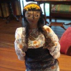 Muñecas Modernas: MUÑECA CON TRAJE REGIONAL. Lote 26334321