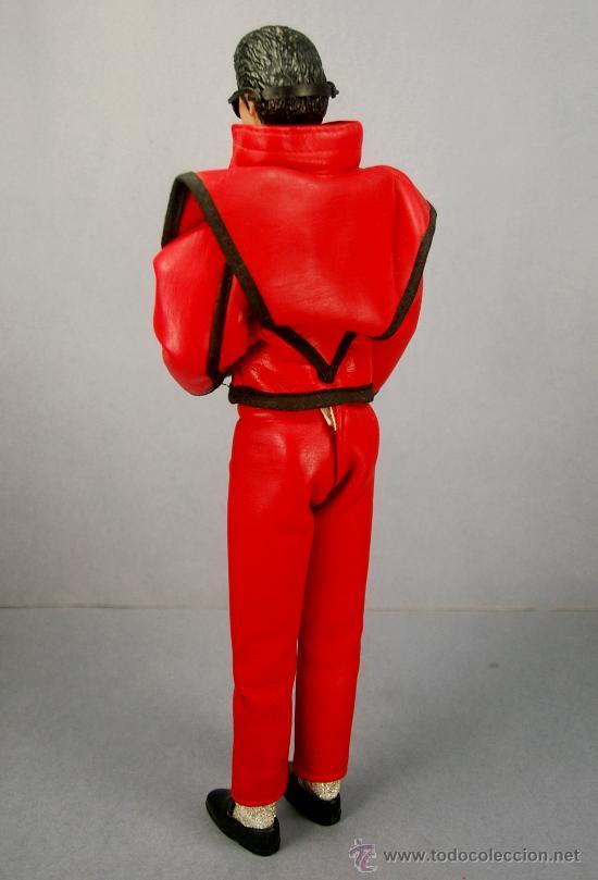 Muñecas Modernas: MICHAEL JACKSON THRILLER - MJJ PRODUCTIONS LJN TOYS LTD 1984 Muñeco Kent 30 cm - 12 in - Foto 6 - 26053787