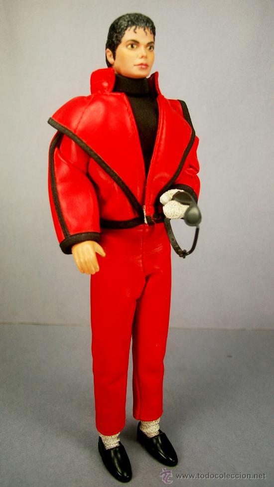 Muñecas Modernas: MICHAEL JACKSON THRILLER - MJJ PRODUCTIONS LJN TOYS LTD 1984 Muñeco Kent 30 cm - 12 in - Foto 7 - 26053787