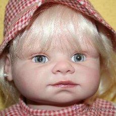 Muñecas Modernas: MUÑECO BEBE REBORN . Lote 27010083