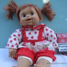 Muñecas Modernas: MUÑECA DE GOMA Y TRAPO. Lote 30578825
