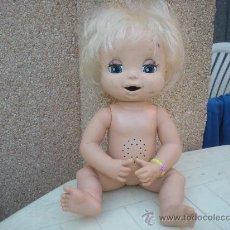 Muñecas Modernas: BABY ALIVE DE HASBRO. Lote 28185528