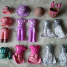Muñecas Modernas: LOTE ROPA ORIGINAL POLLY POCKET. Lote 36423838