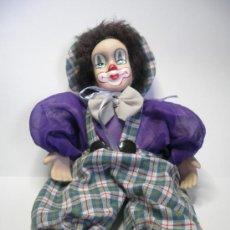 Muñecas Modernas: PAYASO COLECCION. Lote 28490000