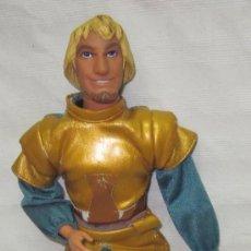 Muñecas Modernas: PHOEBUS DEL JOROBADO DE NOTRE DAME,DISNEY,MATTEL,AÑO 1996. Lote 218801992