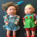 Muñecas Modernas: MAGIC BABY 2000.MARIA RICO Y PEP CATALA .MADE IN SPAIN.DOS DISTINTAS. Lote 28641707