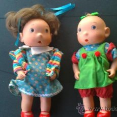 Muñecas Modernas: MAGIC BABY 2000.MARIA RICO Y PEP CATALA .MADE IN SPAIN.DOS DISTINTAS. Lote 28641707