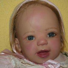 Muñecas Modernas: BONITA MUÑECA REBORN CON UN VESTIDO PRECIOSO. Lote 29268677