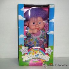 Muñecas Modernas: MUÑECA MAGIC TROLLS POUPE DOLLS MARCA IDEAL 38 CM ALTO CAJA - ARTICULO NUEVO. Lote 29529241