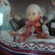 Muñecas Modernas: MUÑECA CON VESTIDO REGIONAL. Lote 37781790