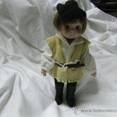Muñecas Modernas: MUÑEQUITA VESTIDA. Lote 30308089
