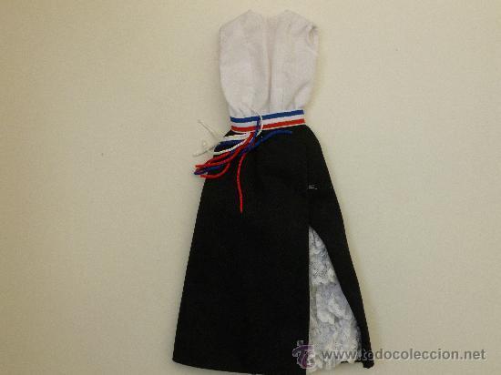 Muñecas Modernas: PRECIOSO TRAJE DE CHILE - Foto 5 - 30415073