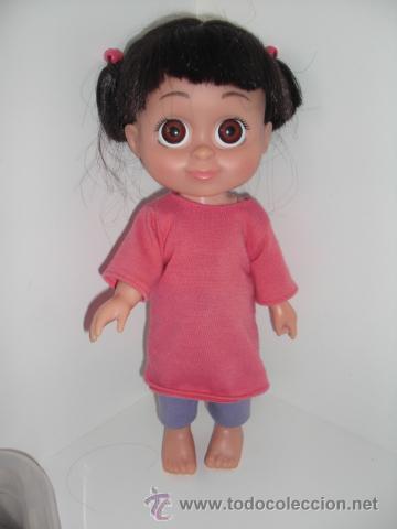 MUÑECA BOO DE LA PELICULA MONSTRUOS S.A DISNEY PIXAR PERFECTO ESTADO Y FUNCIONAMIENTO VER FOTOS (Juguetes - Muñeca Extranjera Moderna - Otras Muñecas)