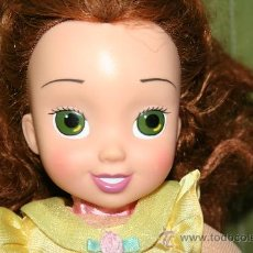 Muñecas Modernas: MUÑECA BELLA DE DISNEY . Lote 31384098