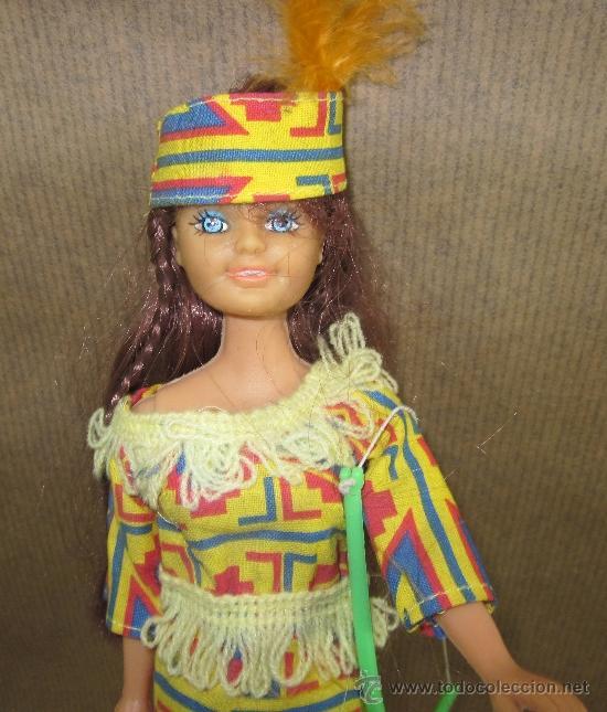 Muñecas Modernas: MUÑECA INDIA - Foto 2 - 31411553