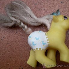 Muñecas Modernas: MY LITTLE PONY BEBÉ HASBRO 87, BABY SPLASHES. Lote 31603262