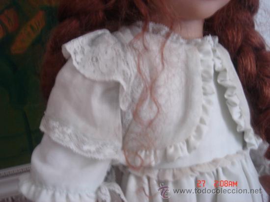 Muñecas Modernas: PRECIOSA MUÑECA DE ANNETTE HIMSTEDT 1997, OJOS MARRONES, COMO NUEVA, VESTIDO Y ZAPATOS DE ORIGEN - Foto 9 - 32027056