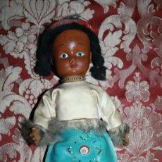 Muñecas Modernas: BONITA MUÑECA DE GOMA - REP. INDIA - AÑOS 60-70 - HONGKONG. Lote 32113436
