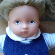 Muñecas Modernas: MUÑECA BLANDITA GOTZ, ROPA ORIGINAL. Lote 32556814