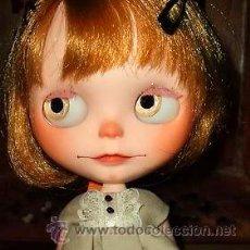Muñecas Modernas: MARAVILLOSA Y ÚNICA MUÑECA CUSTOMIZADA BELLA CUSTOM BLYTHE DOLL TAMARATAKARA OOAK ART. Lote 32971448